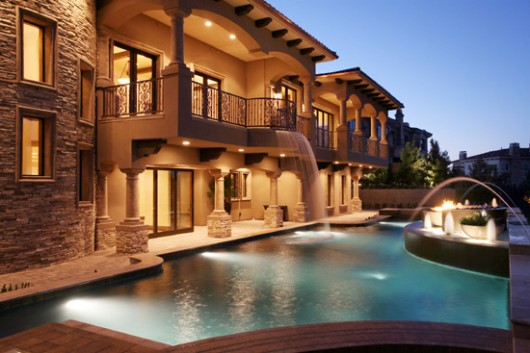 Las vegas luxury homes for Las vegas dream homes
